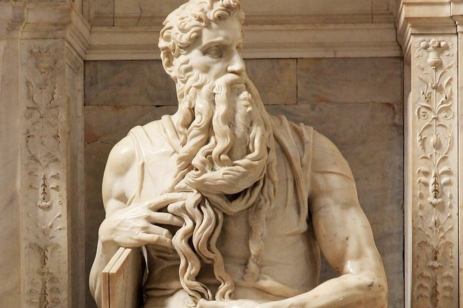 Rione Monti Food & Wine Tour with Guided Visit of Michelangelo's Moses