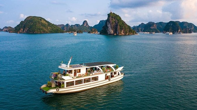 Luxury Day Tour Ha Long Bay On Wonder Bay Cruise