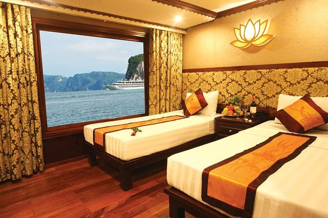 2 days - 1 night Halong Bay on a budget cruise from Hanoi