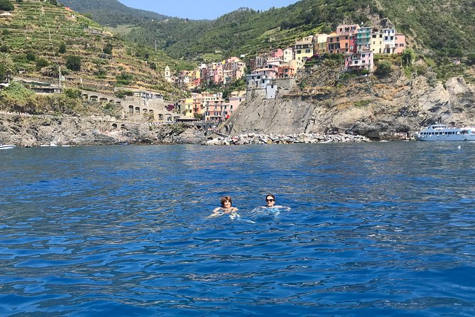 Cinque Terre Afternoon Private Boat Tour (3 hours max 4 people)