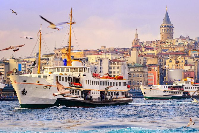 Istanbul Bosphorus Two Continents Tour