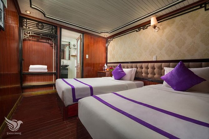 Overnight Lavender Cruise 2 days - 1 night cruising with unique experience