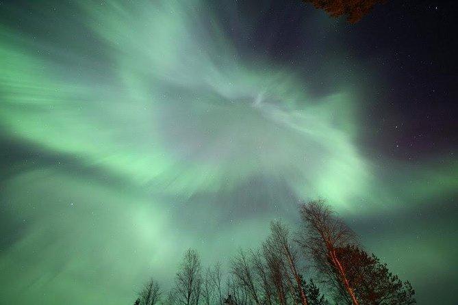 NORTHERN LIGHTS IN ROVANIEMI