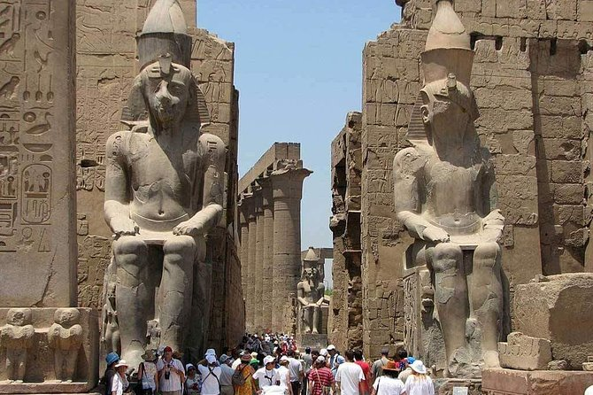 Luxor by Private Car and Private Guide for 2 people