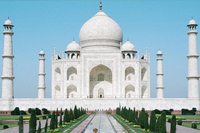 Same Day Taj mahal Tour by Express Train from Delhi