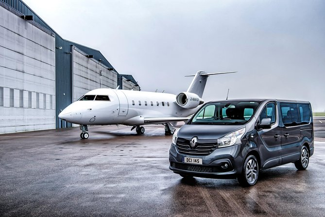 Private Warsaw Modlin (WMI) Airport Transfer up to 8 people
