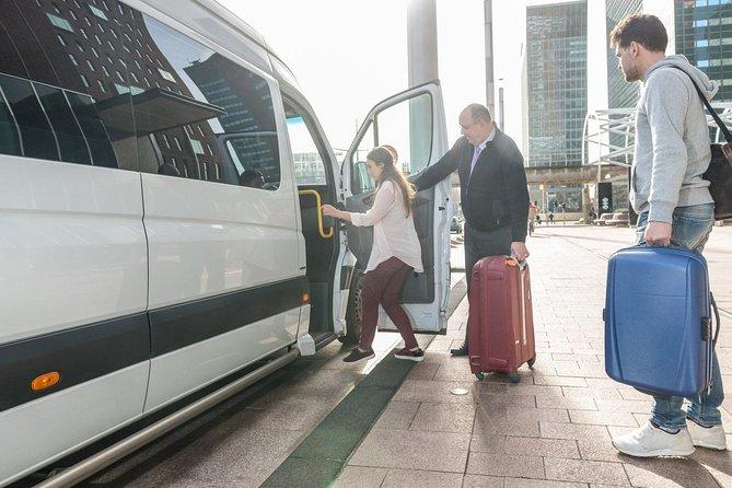 Private Departure Airport Transfer Dubai