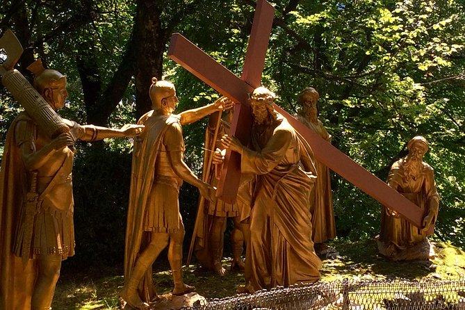 Lourdes Sanctuary tour- Catholic pilgrimage sanctuary