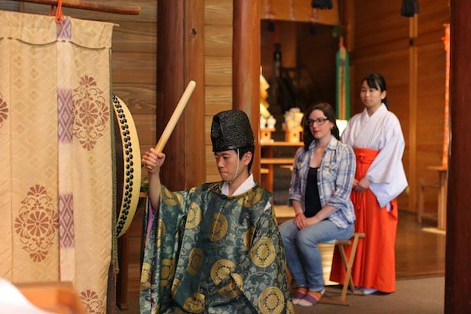Learn About Shintoism with a Priest and Shrine Maiden in Odawara photo 7