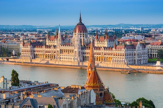Guided Tour from Budapest to Sofia with Transylvania