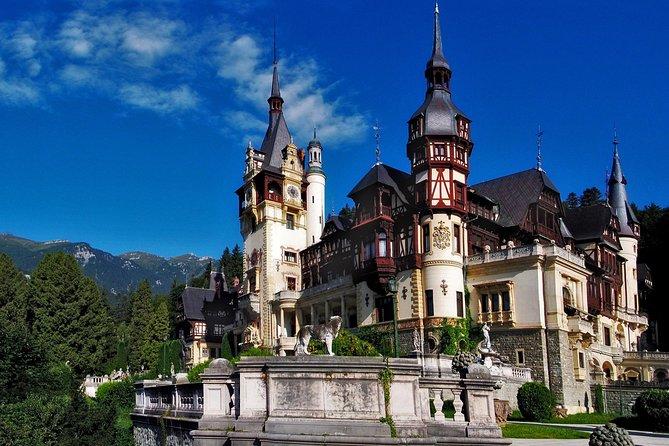Guided Tour from Budapest to Sofia with Transylvania&Bucovina