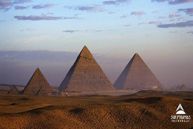 Giza Pyramids, Memphis and Sakkara Tour
