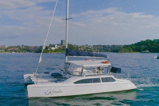 Kirralee - the 10.5 metre catamaran