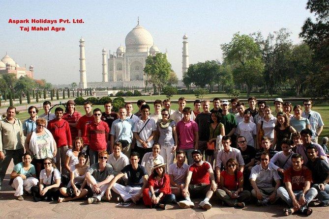 India Private Tour- Golden Triangle Delhi, Agra and Jaipur Tour