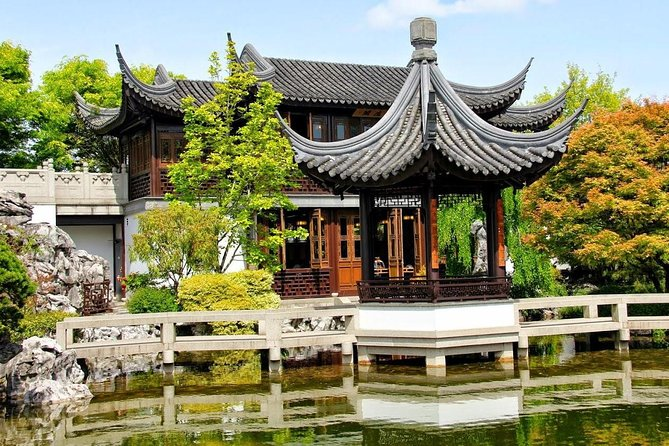 Flexible Suzhou City Highlights Private Day Tour with Authentic Lunch photo 1