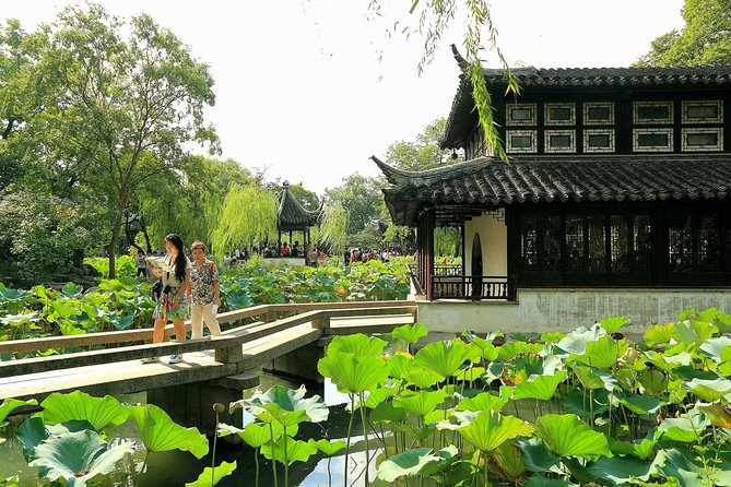 4-Hour Flexible Suzhou City Highlights Private Tour