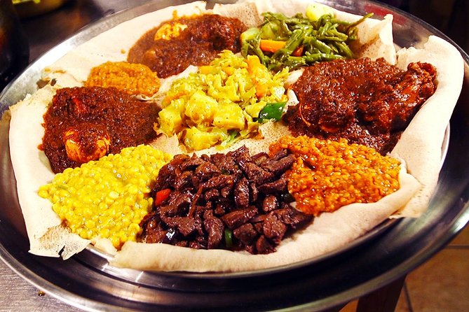 Ethiopian Unique Culinary Food Tours