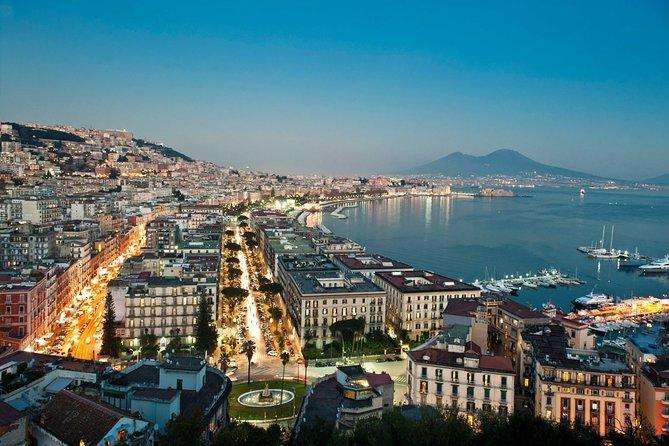 City tour of Naples and Pompeii: Private tour