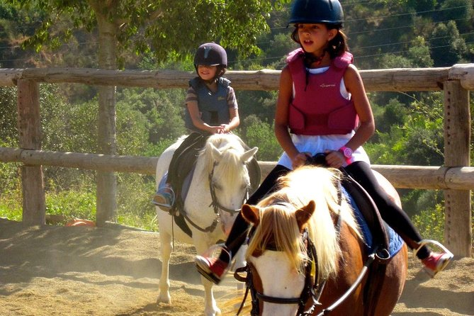 Private Horseback Riding tour in Natural Park from Barcelona