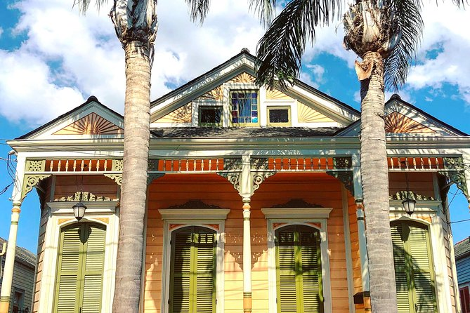 New Orleans Treme Neighborhood Architecture Tour