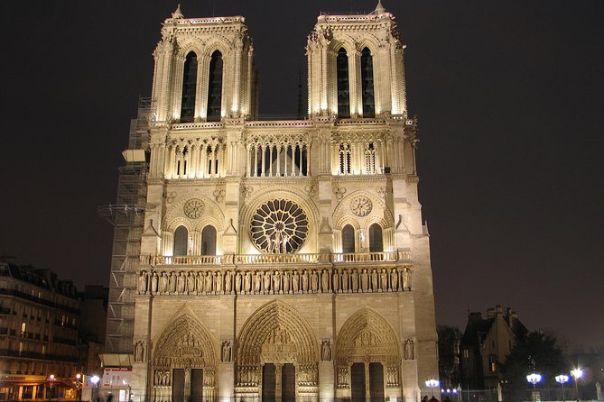 Paris by night Private walking tour