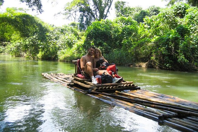 Private Fern Gully,Bamboo Rafting and Beach From Ocho Rios photo 3