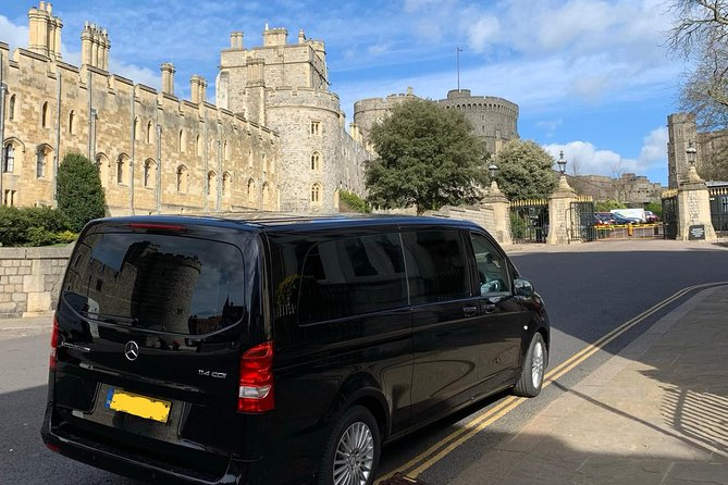 Post Cruise Tour Southampton to London via Windsor in a Private Vehicle