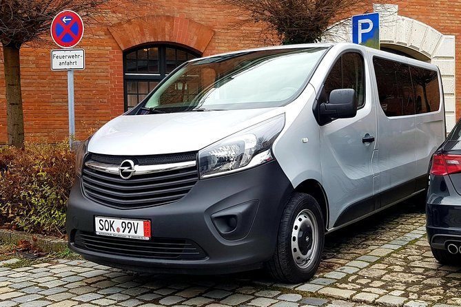 Bucharest Airport Transfer for 1 to 8 persons