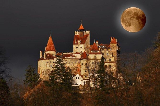 Dracula's Castle day trip