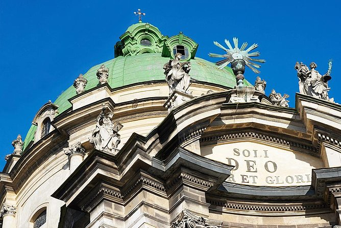 Lviv Combo Tour: Old Town and Undergrounds Private Walking Tour
