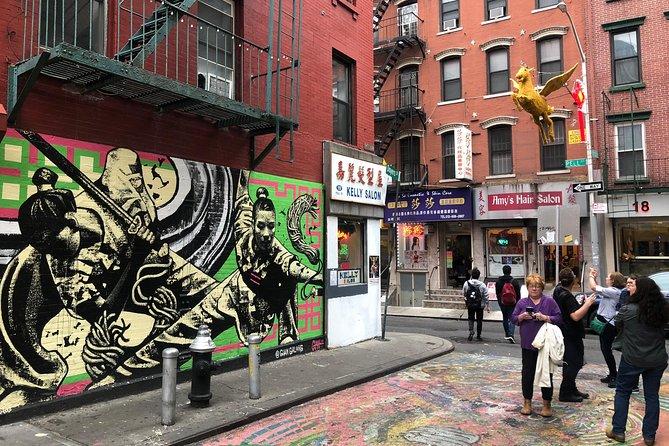 NYC Chinatown Essen Tour