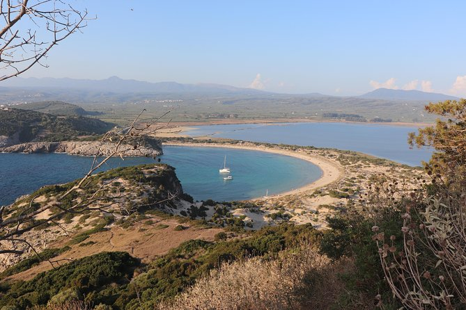 The gulf of Navarino