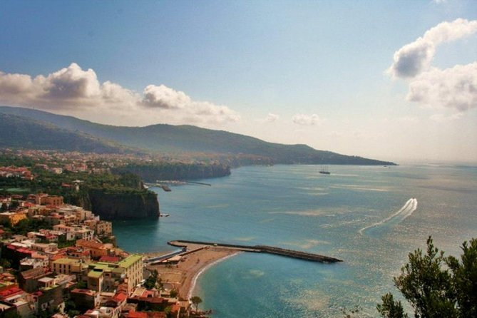 Amalfi coast experiences