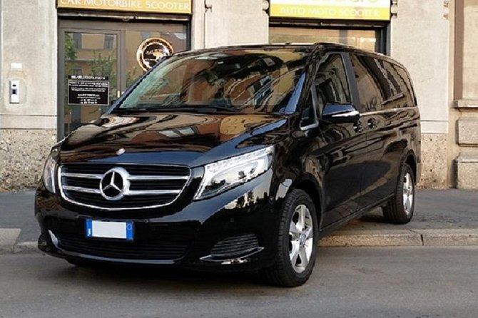 Departure Transfer to Olbia Airport from Porto Cervo