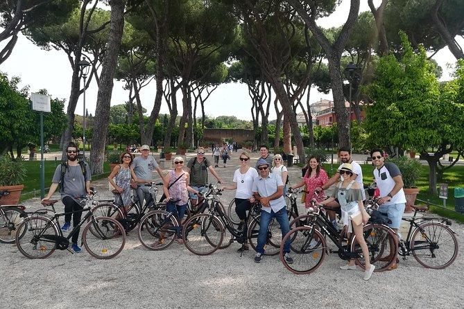 Taste of Rome via retrò bike - street food ed