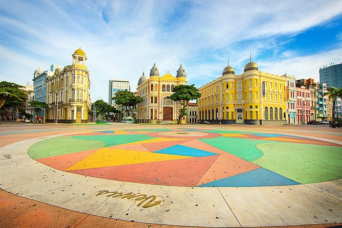 Full-Day Small-Group Sightseeing Excursion of Recife and Olinda