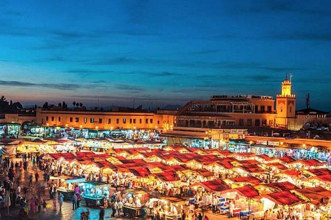 Marrakech & Essaouira Combination From Casablanca