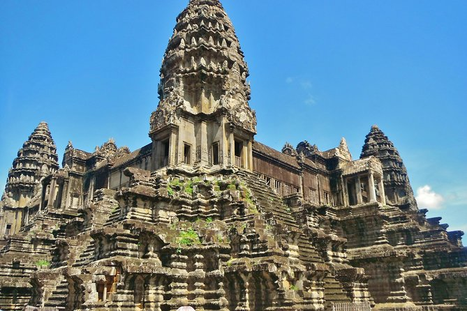 2-Day Join Tour - Angkor Wat Small Group and Kampong Phluk half day
