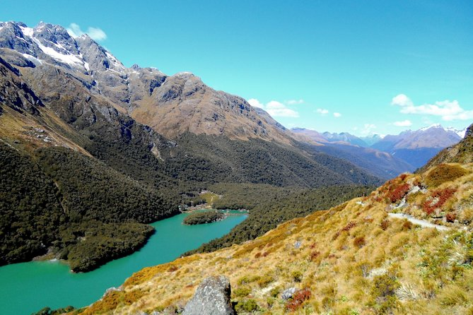 Routeburn track transport photo 4