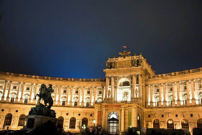 Private Imperial Vienna tour from Budapest