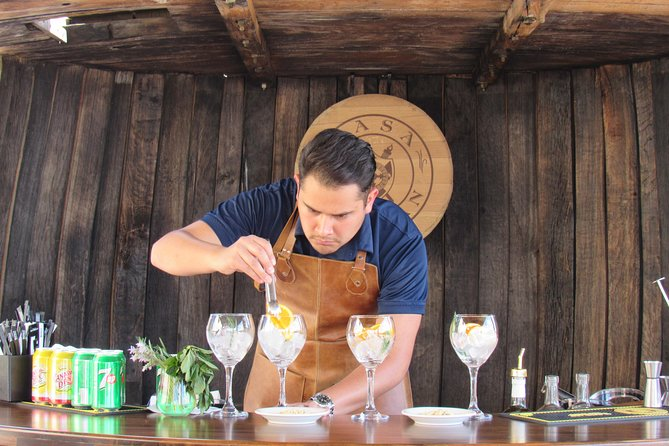 Tour Rum, Casa Botran