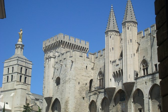 Marseille Shore Excursion : Avignon & Chateauneuf du Pape Wine Tour