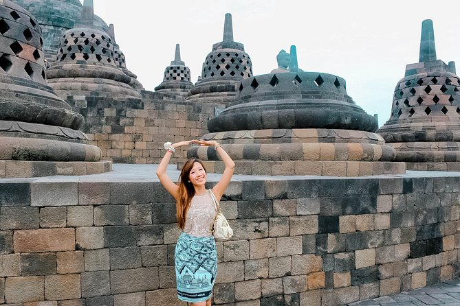 Borobudur Temple Half Day Tour from Yogyakarta