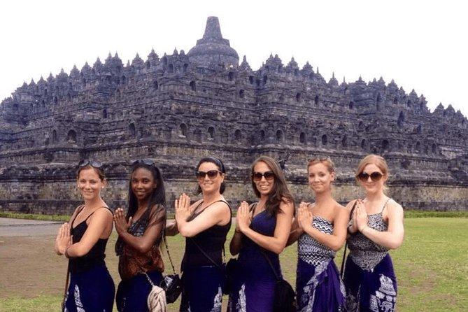 Borobudur Temple Half Day Tour from Yogyakarta
