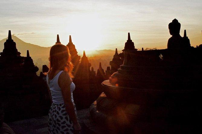 Borobudur Sunrise & Prambanan Temples Tour