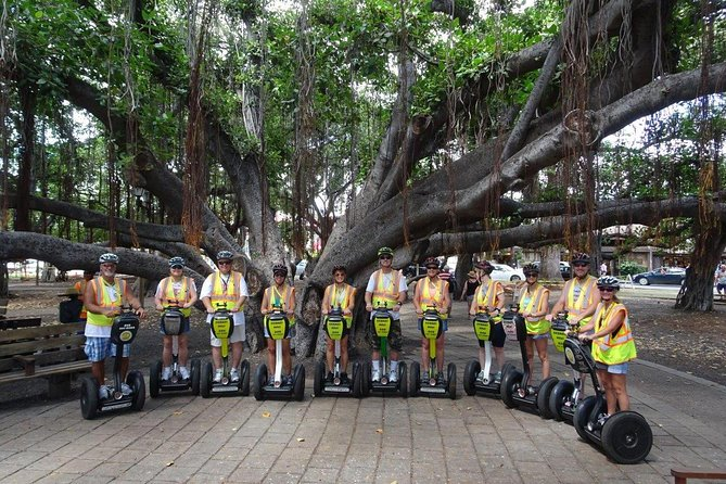 Maui Segway PT Guided Tours in Lahaina