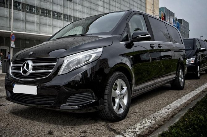 Private Transfer North Shore or Henderson to Auckland Airport AKL by Luxury Van