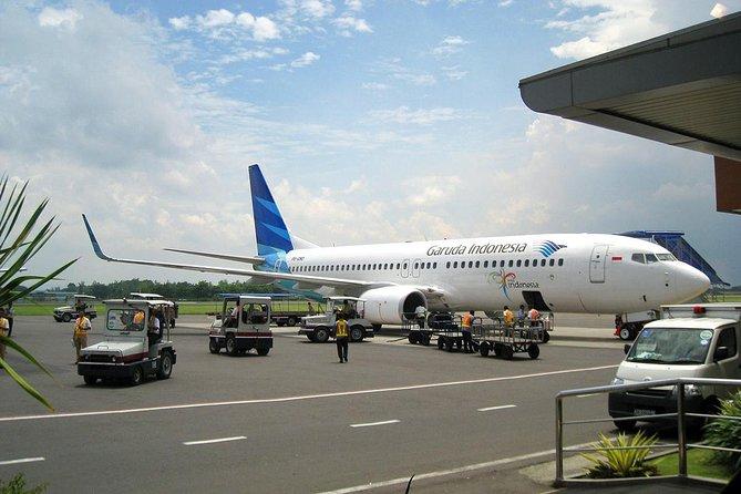 Yogyakarta Airport to Hotel-Arrival Transfer