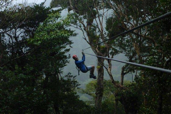 Best Zip line Monteverde Cloud Forest