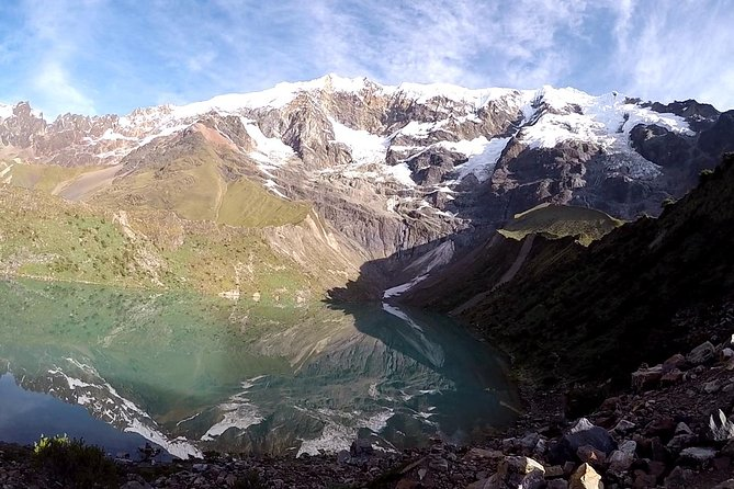 small gruop humantay lake one day tour from cusco